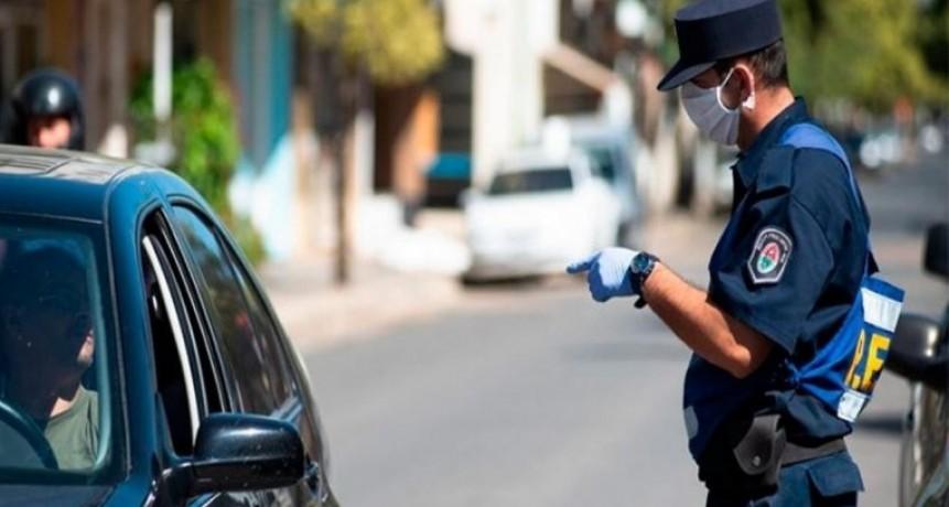 La Policía no controlará más cuántas personas van dentro de los vehículos