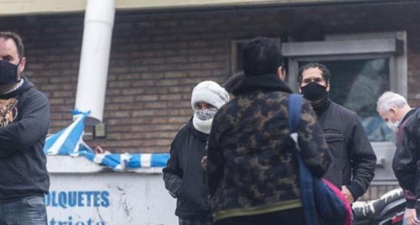 Pandemia: nuevo récord de afectados en la Argentina
