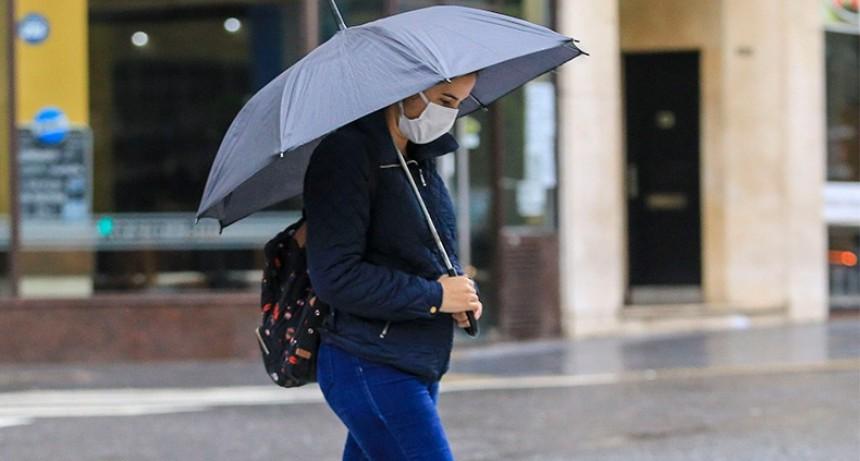 Alerta por lluvias y tormentas intensas para parte de Entre Ríos
