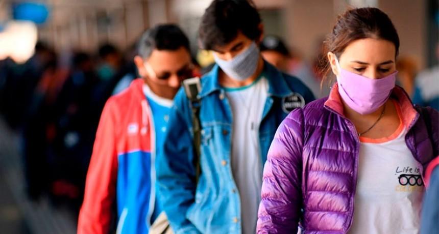 Nuevo récord: Confirmaron 1.386 personas contagiadas y 30 muertes por Covid-19