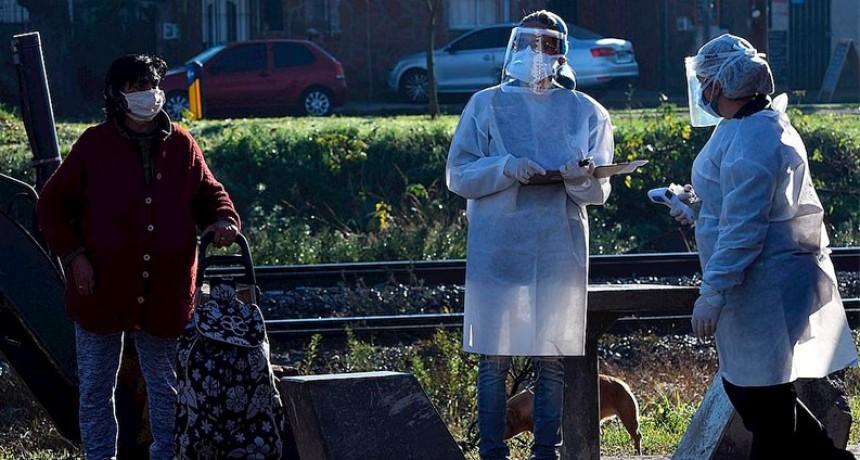 Coronavirus en Argentina: Hubo 20 muertos y 1391 nuevos contagios