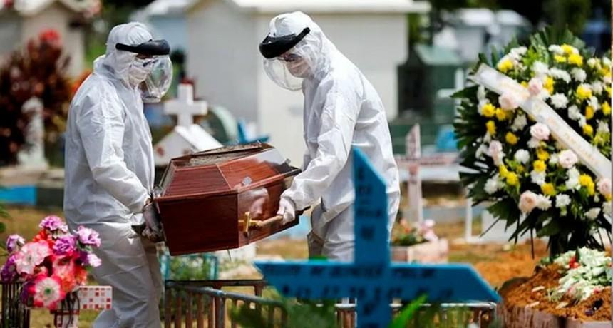 Más de 7,6 millones de infectados por coronavirus en el mundo