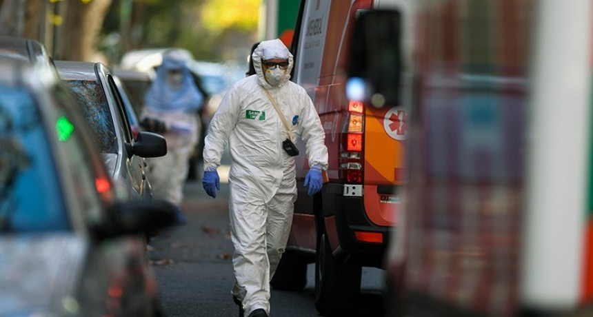 COVID19 en Argentina: Hubo 1.531 infectados y 30 muertos en las últimas 24 horas