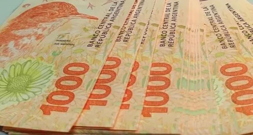 El gobierno comenzó a pagar el bono de $ 5.000 para el personal de salud