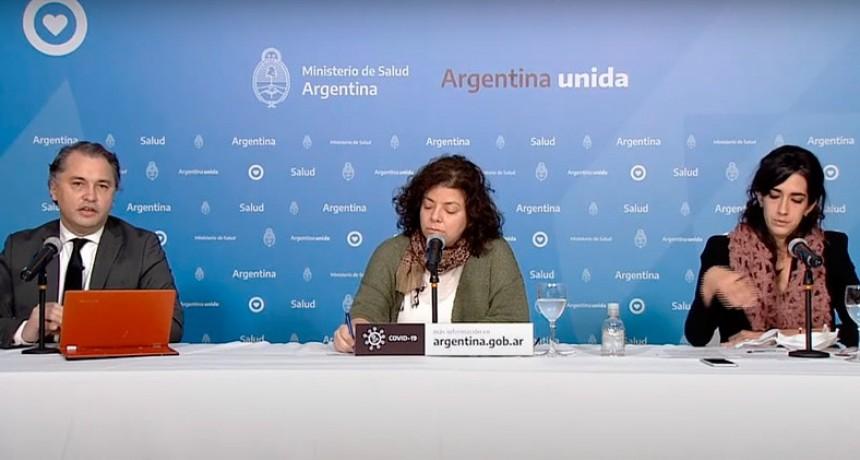 Ocho nuevos fallecimientos y suman 862 los muertos por coronavirus en Argentina