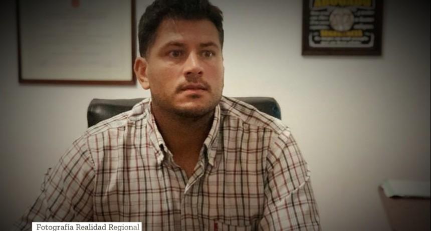 Damián Arévalo: « Gracias a que recibimos un municipio equilibrado y con una buena administración hoy pudimos abonar el aguinaldo»
