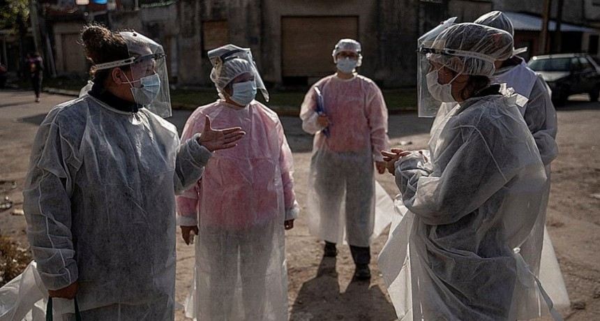 Coronavirus en la Argentina: 35 muertes en un día y 1393 nuevos contagios