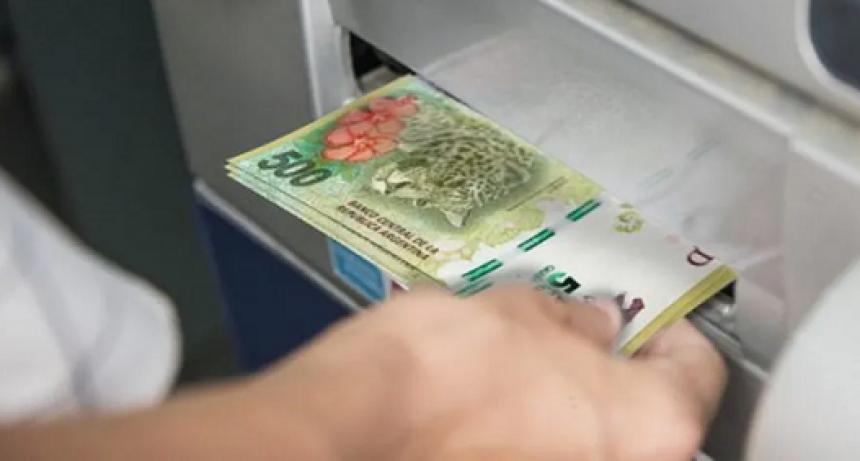 Hasta el 30 de septiembre no se cobrarán cargos y comisiones por el uso en cajeros automáticos