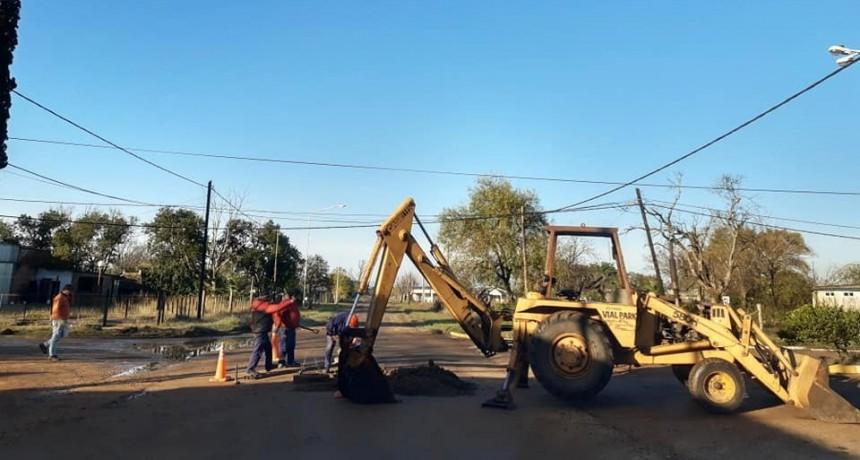 El Municipio de C. Bernardi continúa trabajando en las diferentes áreas y servicios  con las medidas de protección adecuada.