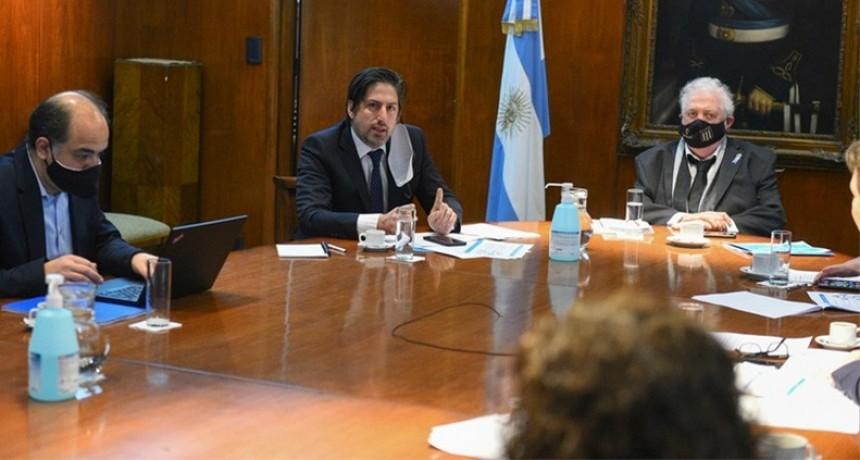 Ministros de Educación y Salud avanzan en el protocolo de regreso a las aulas