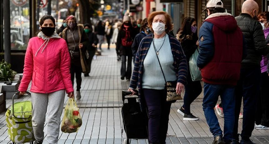 COVID-19 en Argentina: Hubo 23 muertes y 2401 infectados en las últimas 24 horas