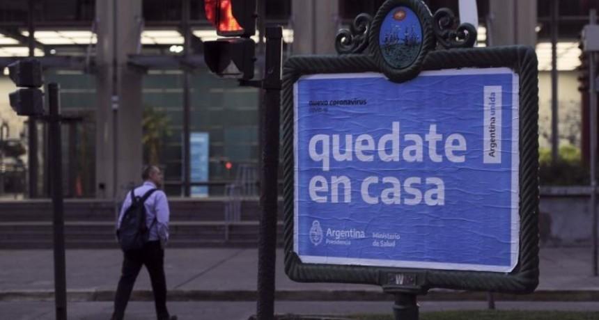 Covid-19: Oficializaron la nueva etapa de aislamiento y distanciamiento en Argentina