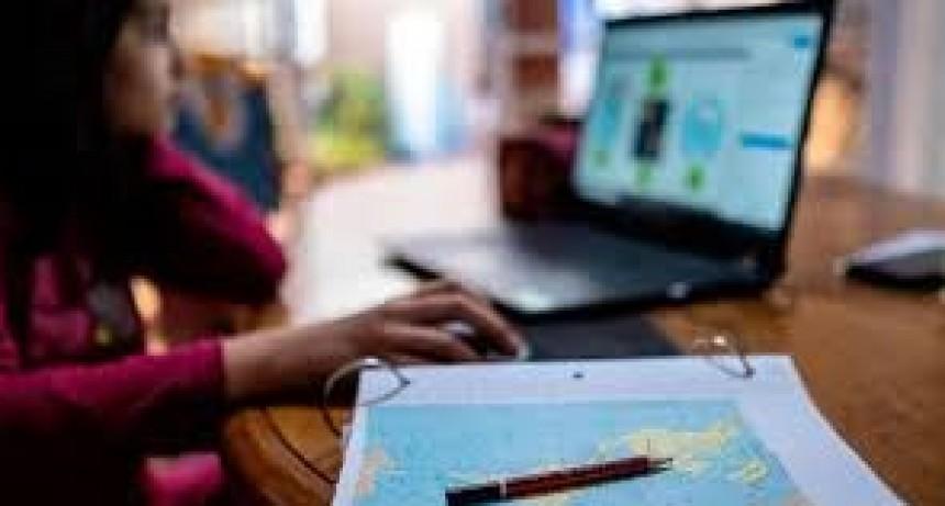 Promulgaron la norma que habilita la enseñanza a distancia en las escuelas