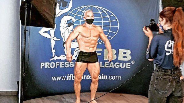 En Alicante Daniel Sciortino fue tercero