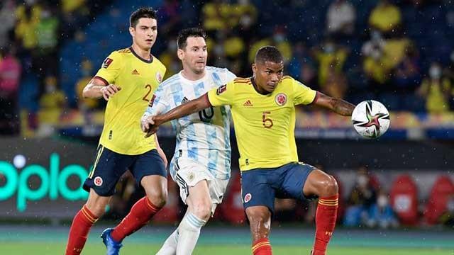 Eliminatorias: La Selección no lo pudo liquidar y Colombia lo igualó en el final