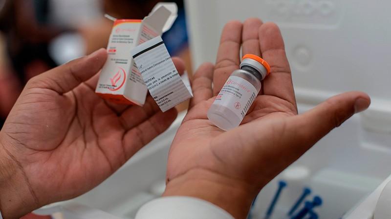 Oficial: la vacuna Cansino se suma al plan de inmunización