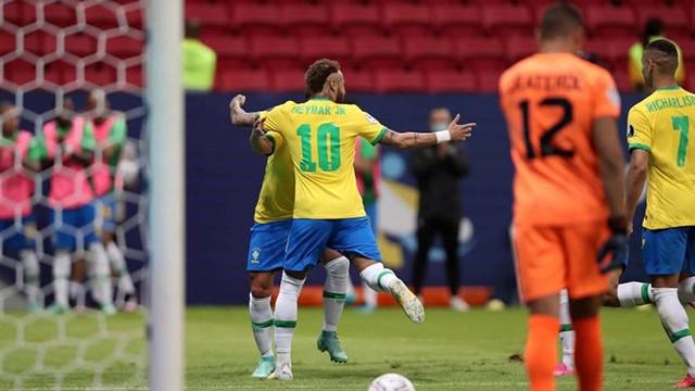La Copa América arrancó con goleada: Brasil venció 3-0 a Venezuela en el debut