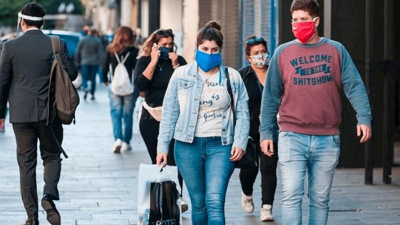 Reportaron 21.292 contagios en el país y 687 muertes en las últimas 24 horas