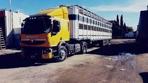 Hacienda: habilitan locales para desinfectar camiones