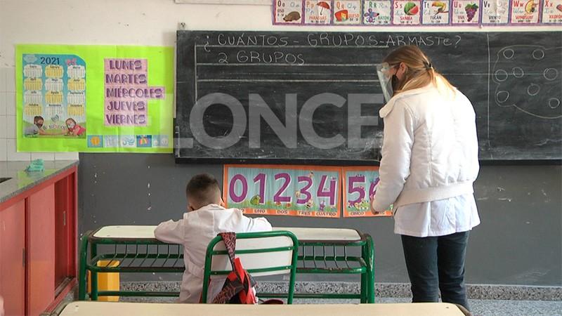 Ratificaron la continuidad de la actividad educativa presencial en Entre Ríos