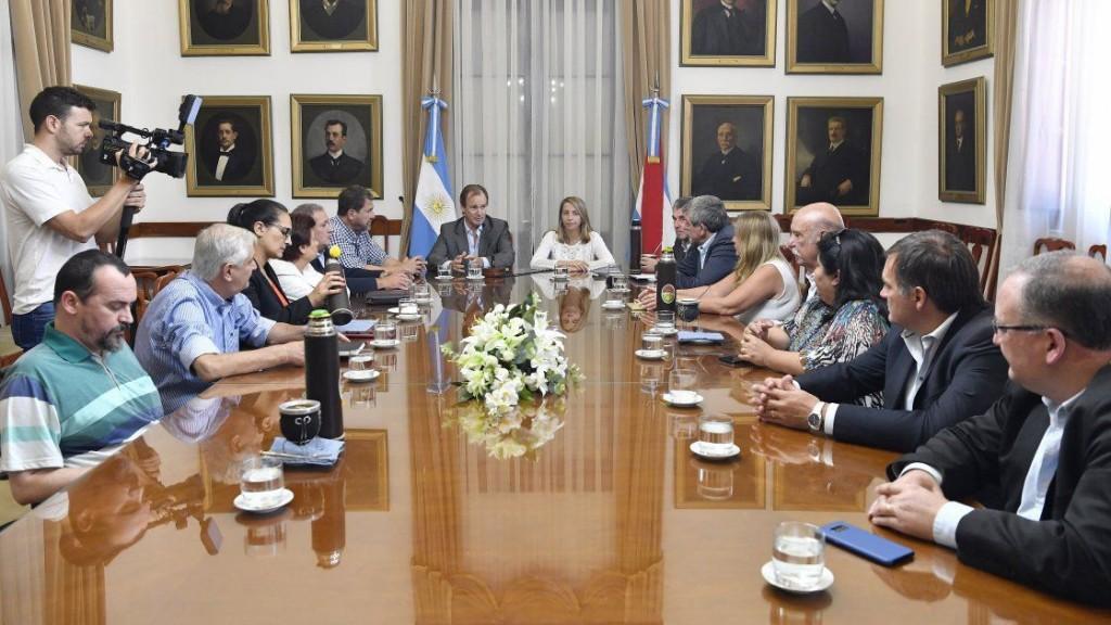 Legisladoras y legisladores del Frente Justicialista Creer Entre Ríos destacaron la decisión del gobernador Bordet de no prorrogar la ley de emergencia en la provincia