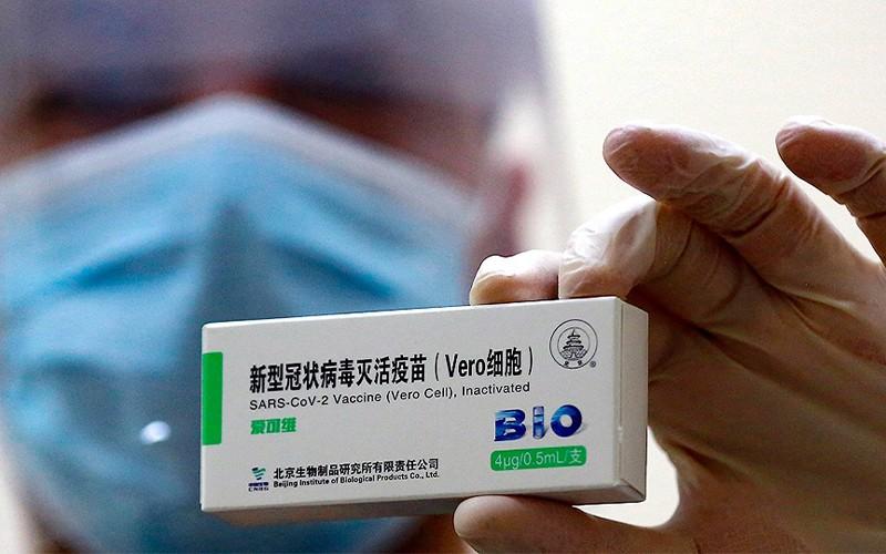 Este fin de semana llegan 2 millones de vacunas de Sinopharm