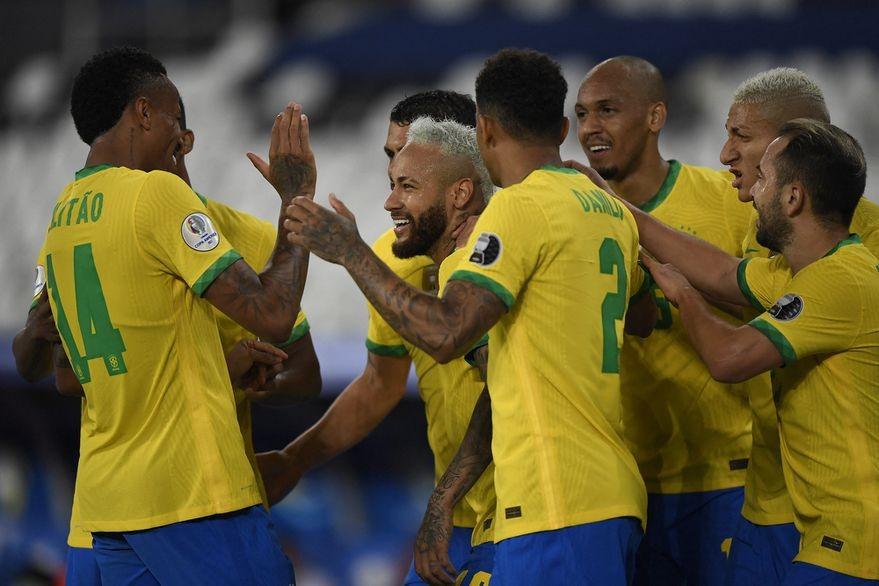 Brasil - Perú, por la Copa América: el equipo de Tite tuvo un segundo tiempo arrollador y ganó (con algo de show) por 4-0