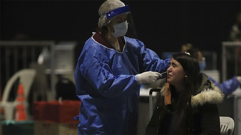 Se registraron 20.363 contagios en el país y 465 muertes en las últimas 24 horas