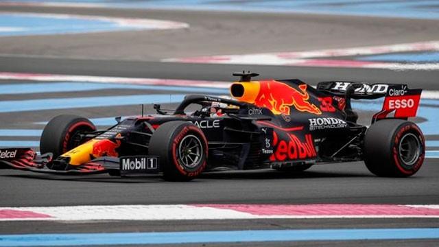 Verstappen logró la pole en el Gran Premio de Francia de Fórmula 1