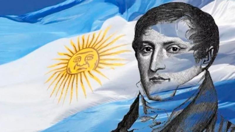 """Manuel Belgrano, el prócer que creó la bandera """"con un acto de insubordinación"""""""