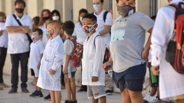 Entre Ríos: Habrá presencialidad escolar en todos los niveles desde el martes