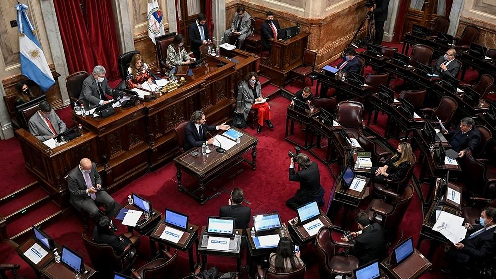 El Senado convertirá en ley el proyecto que reduce el costo de gas en zonas frías