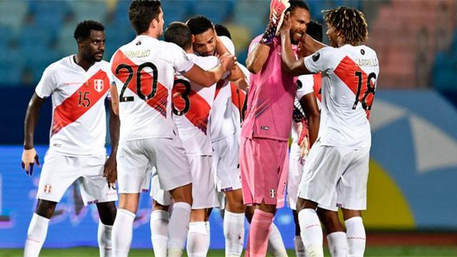 Perú derrotó a Colombia y se ilusiona en la Copa América