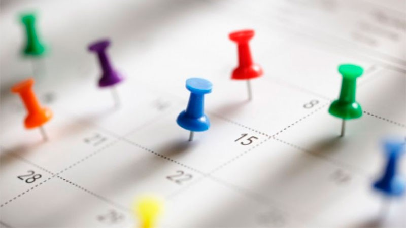Tras el feriado de este lunes 21 de junio, ¿cuáles serán los próximos?