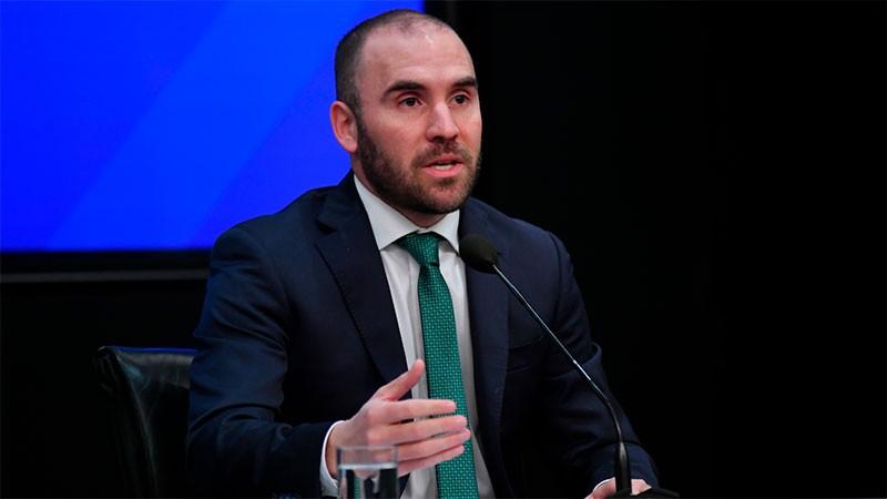 Guzmán anunció acuerdo con Club de París para extender plazo hasta marzo de 2022