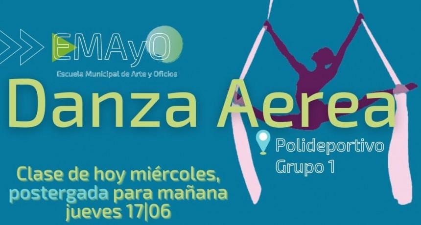 Federal : EMAyO : | Danza Aérea