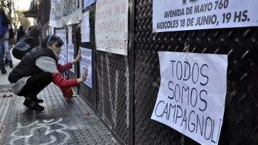 La oposición celebró la restitución del fiscal Campagnoli
