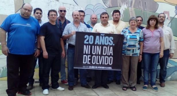 20 años del atentado a la AMIA,  y sigue el reclamo de Justicia