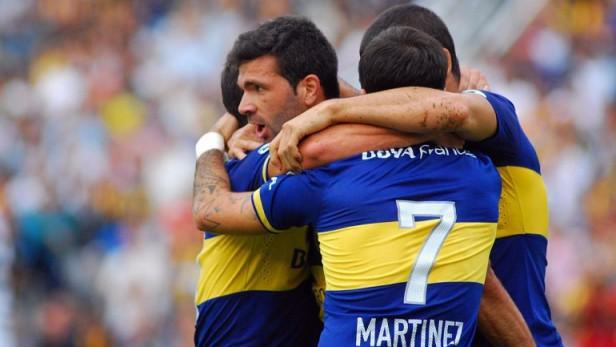 Boca Juniors encontró el triunfo ante Nacional