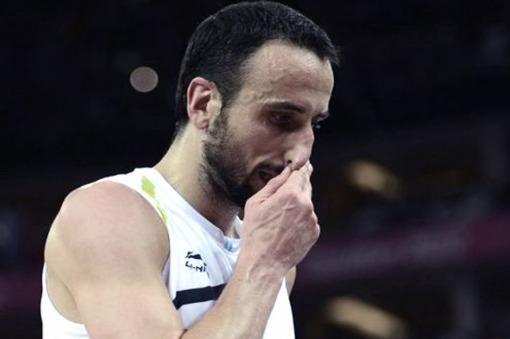 San Antonio Spurs no autorizó a Ginóbili a jugar el Mundial de España