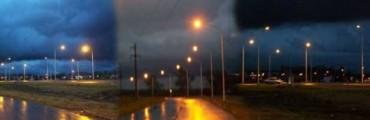 Datos de la lluvia caída en Federal y zona