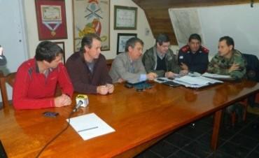 800 los evacuados en Concordia y el pico de la creciente llegaría este domingo
