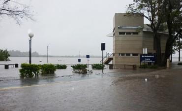 Ya hay más de 1800 evacuados en Concordia