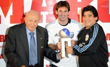 El mundo futbolero despide a uno de los grandes en España