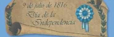 Acto del DÍA DE LA INDEPENDENCIA ARGENTINA