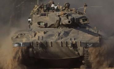 Máxima tensión en la Franja de Gaza: primera incursión terrestre de un comando de Israel
