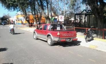 Reordenamiento del tránsito en la ciudad