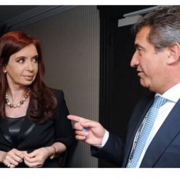 Urribarri invitado por Cristina a la cumbre de Unasur y el BRICS