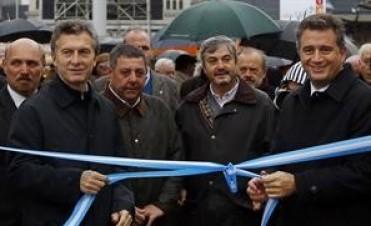 Apertura de la Exposición Rural de Palermo