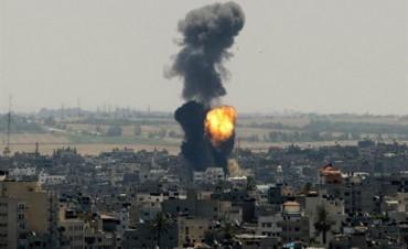 Bombardean con  cohetes a Israel tras la frágil tregua con Hamas